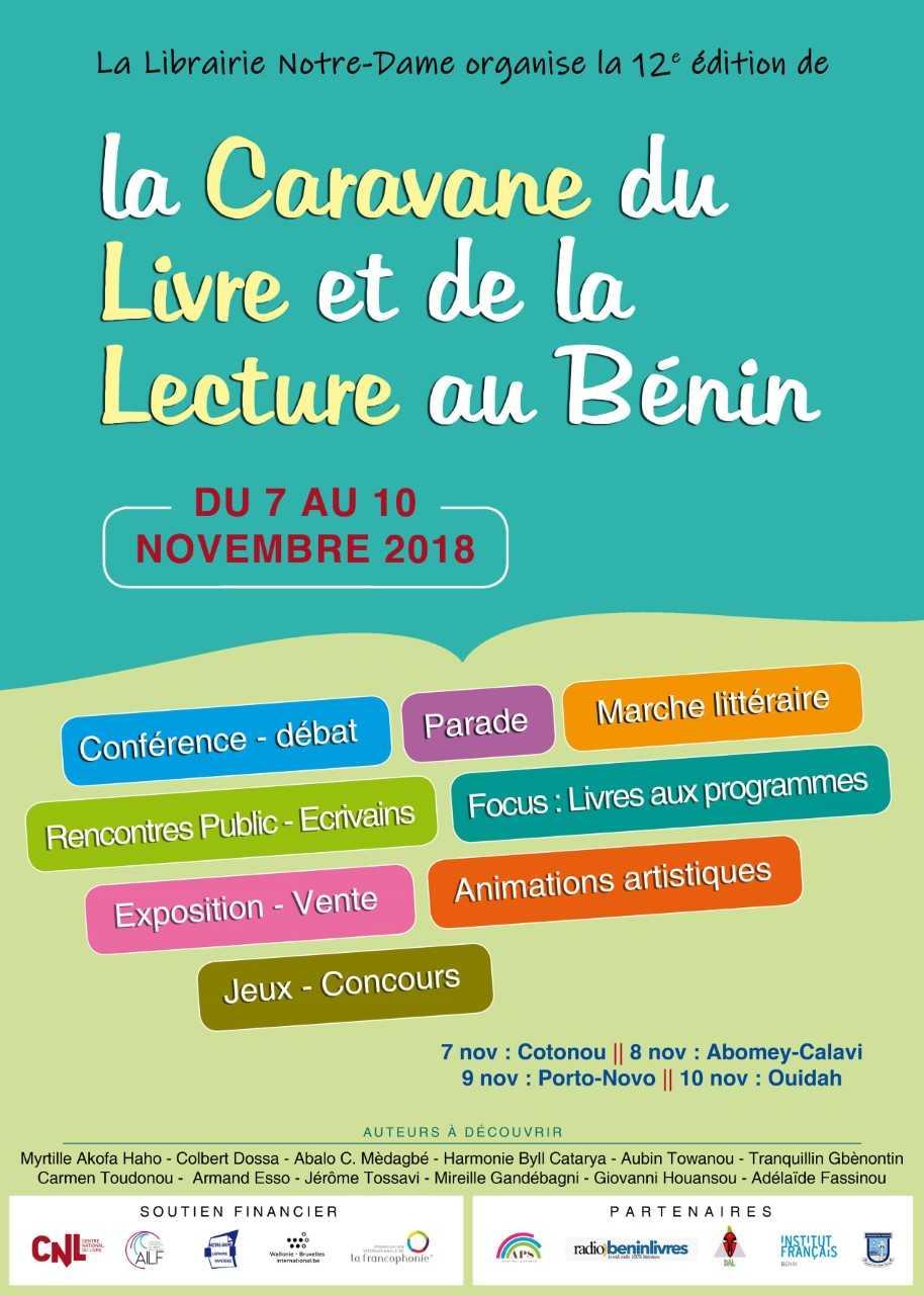 Affiche CLL Benin