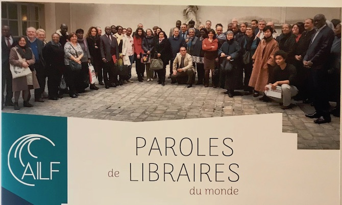 paroles libraires monde francophonie